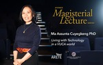 Living with Technology in a VUCA world by Ma. Assunta C. Cuyegkeng