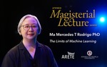 The Limits of Machine Learning by Ma. Mercedes T. Rodrigo