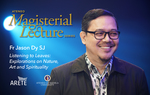 Explorations on Nature, Art, and Spirituality by Jason Dy SJ