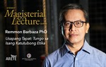 Usapang Tapat: Tungo sa Isang Katutubong Etika by Remmon E. Barbaza