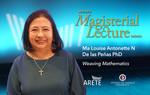 Weaving Mathematics by Ma. Louise Antonette N. De Las Peñas