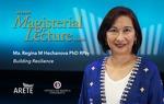 Building Resilience by Ma. Regina Hechanova