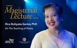 On The Teaching of Poetry by Rica Remedios B. Santos