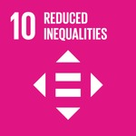 Goal 10. Reduced Inequalities by Inter-agency and Expert Group on SDG Indicators, United Nations