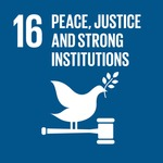 Goal 16. Peace, Justice and Strong Institutions by Inter-agency and Expert Group on SDG Indicators, United Nations